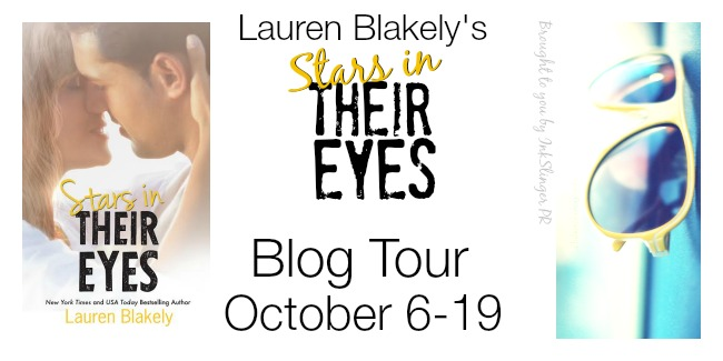 Release Day + Blog Tour // Stars in Their Eyes by Lauren Blakely