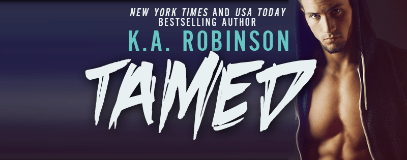 Blog Tour + Review + Giveaway // Tamed by K.A. Robinson