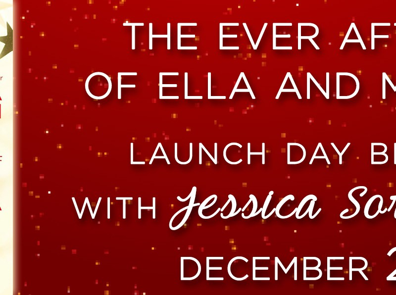 Release Day + Giveaway // The Ever After of Ella and Micha by Jessica Sorensen