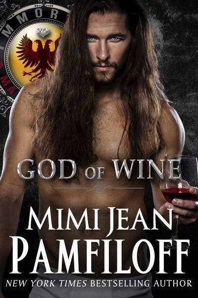 Review | God of Wine by Mimi Jean Pamfiloff