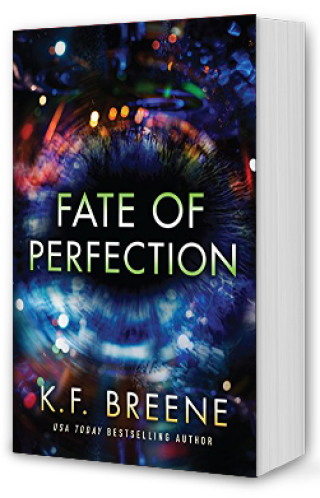 Review | Fate of Perception by K.F. Breene
