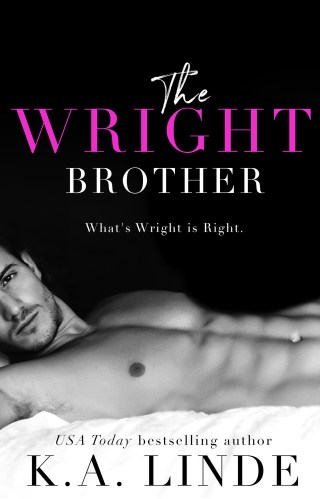 Release   The Wright Bro by K.A. Linde