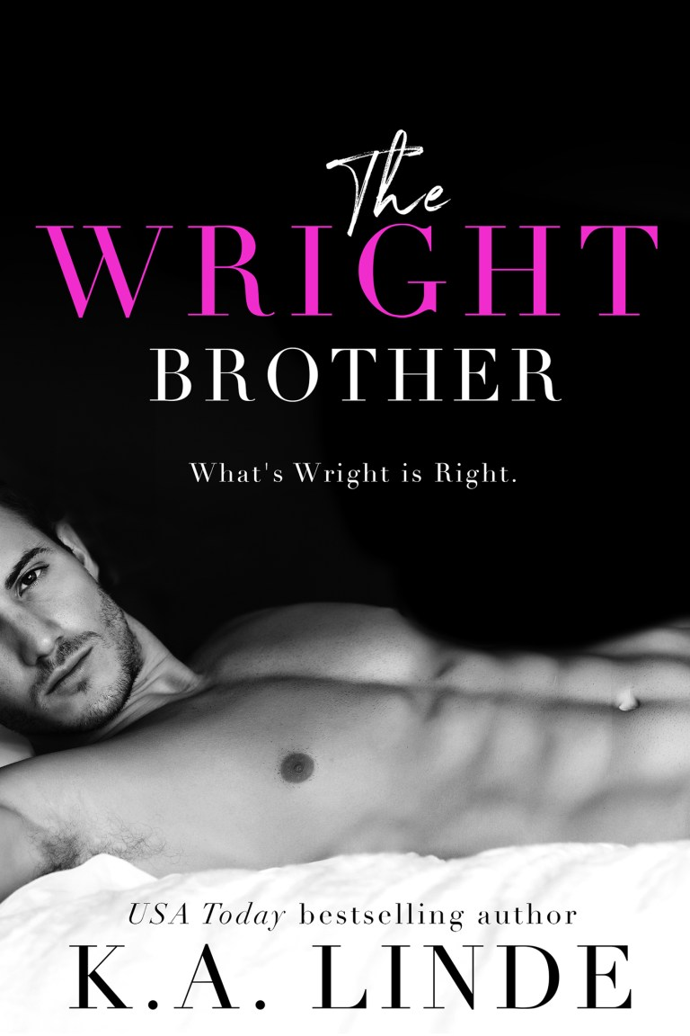 The Wright Bro by K.A. Linde