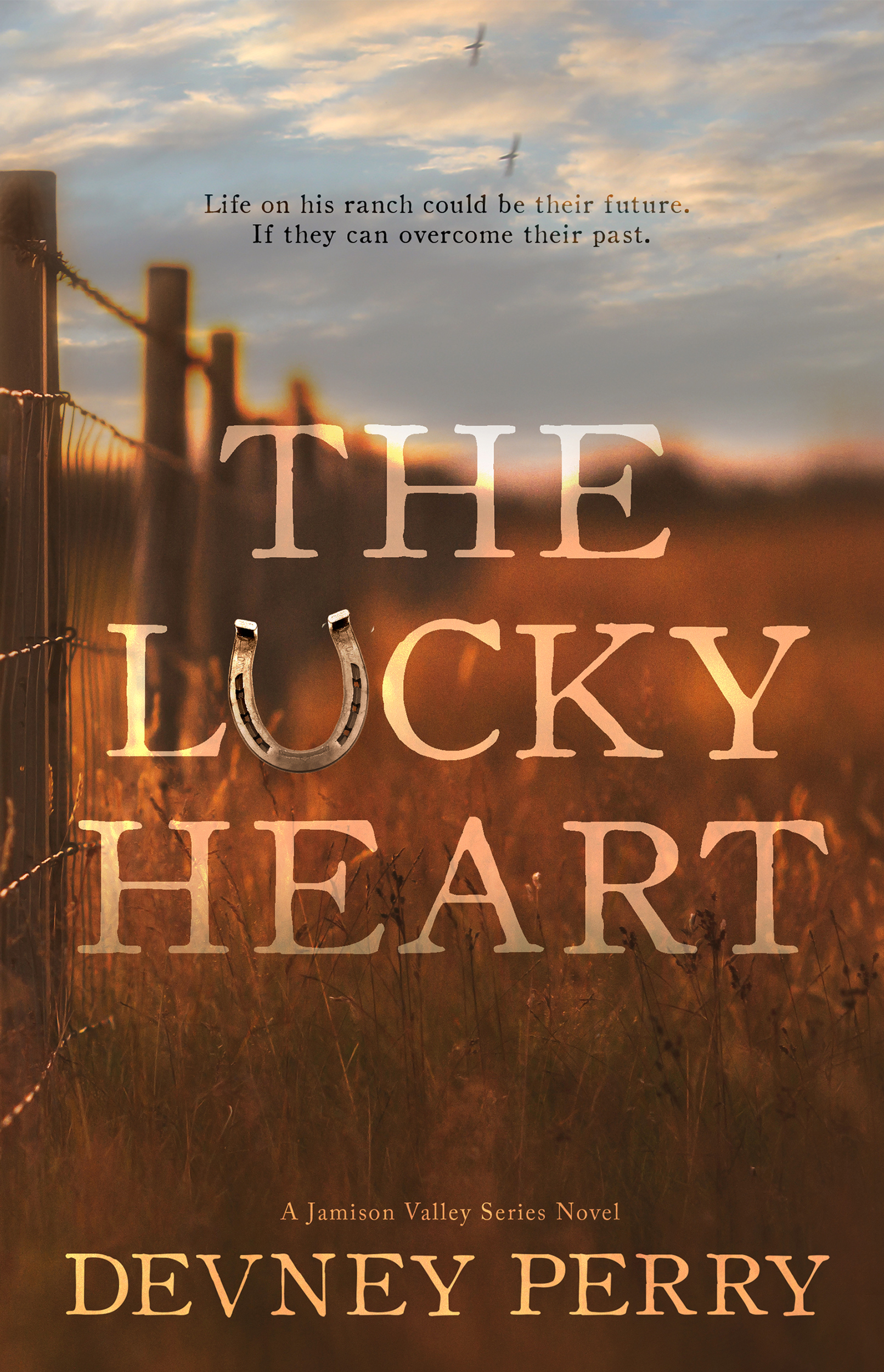 release day | the lucky heart by devney perry