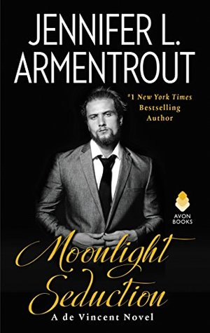 Blog Tour & Review | Moonlight Seduction by Jennifer L. Armentrout