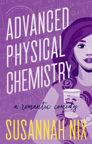 Cover Reveal | Advanced Physical Chemistry by Susannah Nix