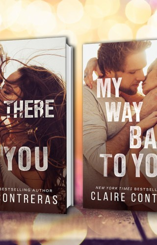Cover Reveal | The Second Chances Duet by Claire Contreras