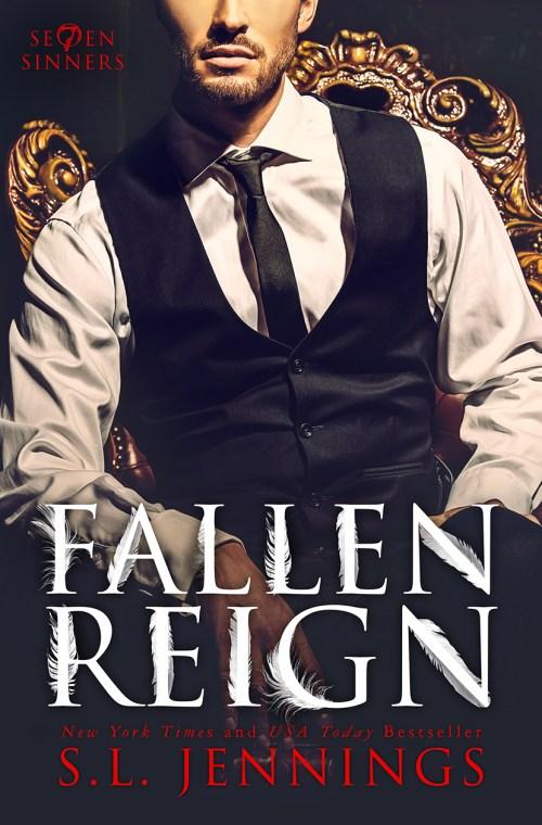 Release Blitz | Fallen Reign by S.L. Jennings