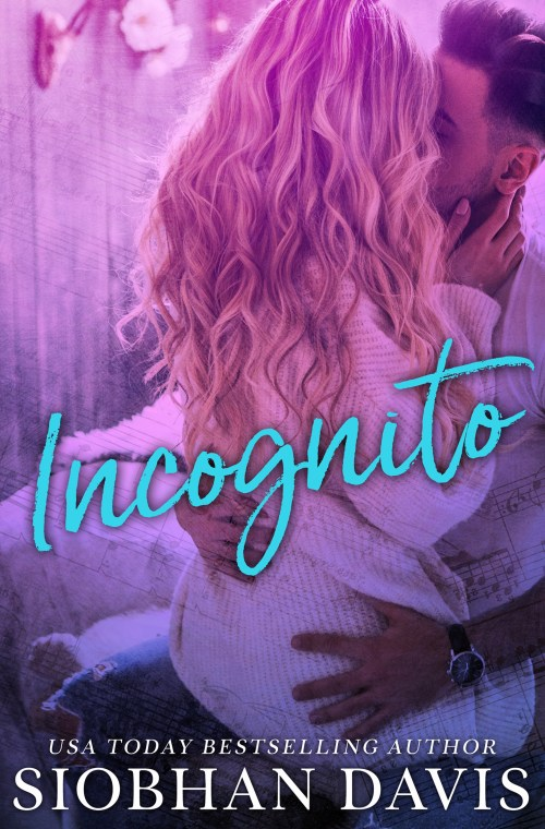 Blog Tour & Review   Incognito by Siobhan Davis