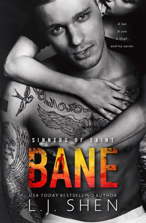 Cover Reveal | Bane by L.J. Shen