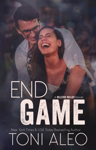Cover Reveal | End Game by Toni Aleo