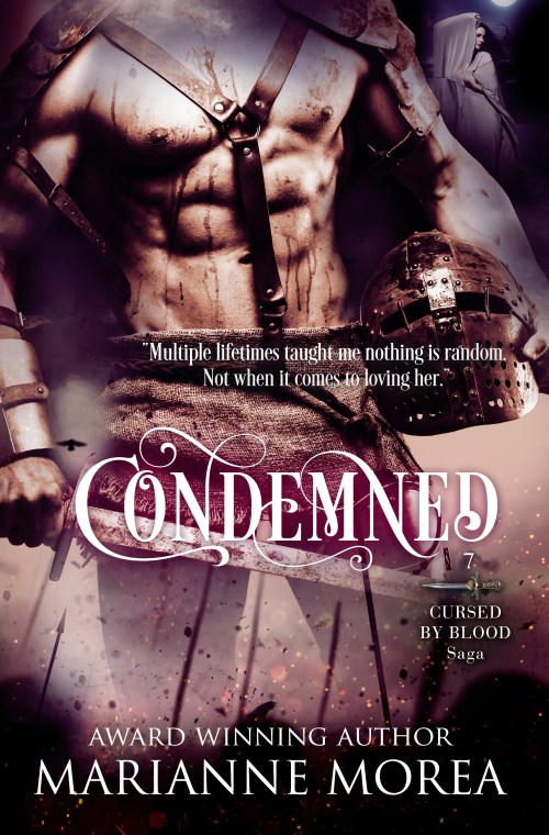 Release Blitz | Condemned by Marianne Morea