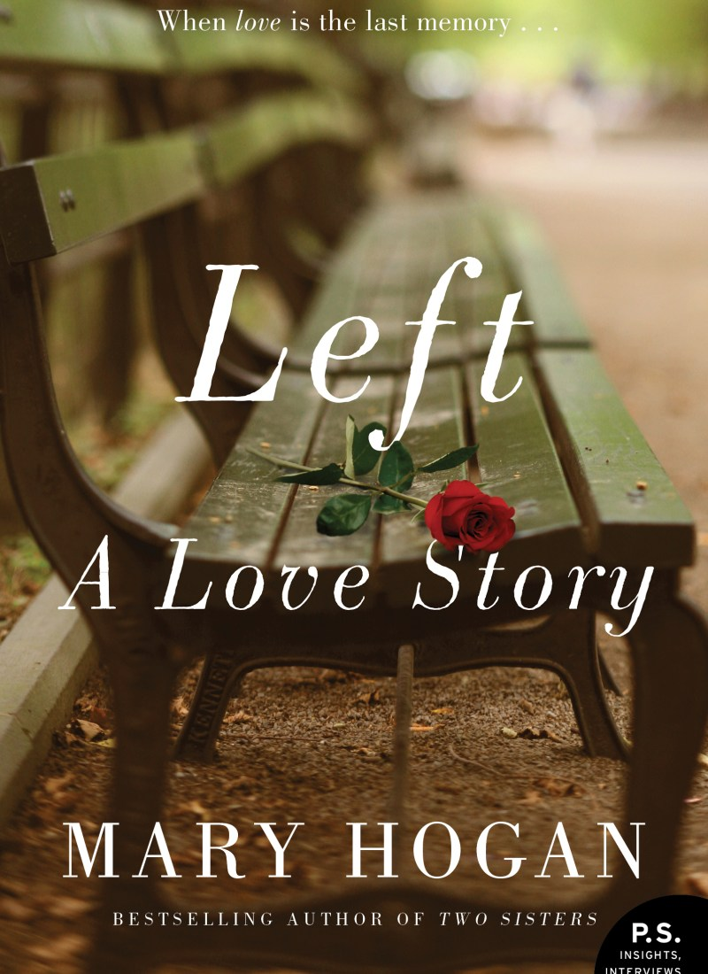 Book Blitz | LEFT : A Love Story by Mary Hogan
