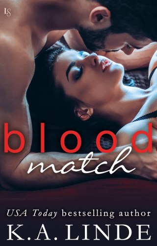 Review & Excerpt | Blood Match by K.A. Linde