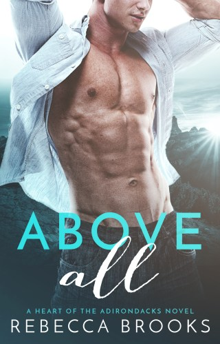 Release Blitz | Above All by Rebecca Brooks