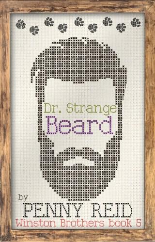 Blog Tour & Review | Dr. Strange Beard by Penny Reid