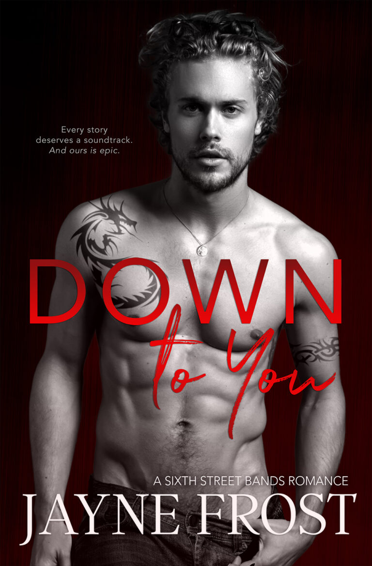Blog Tour & Review | Down to You by Jayne Frost