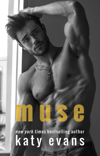 Cover Reveal | MUSE by Katy Evans