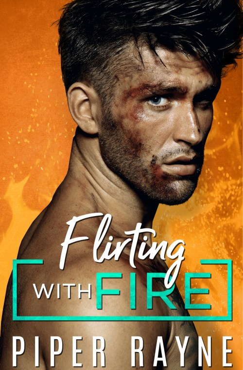 Cover Reveal | Flirting With Fire by Piper Rayne