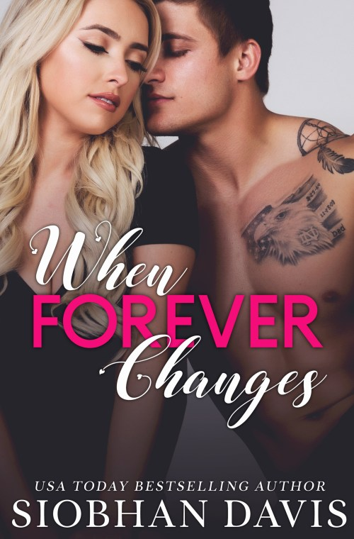 Release Day   When Forever Changes by Siobhan Davis