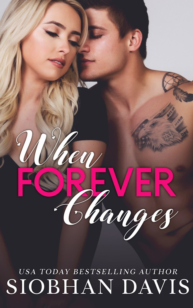 Release Day | When Forever Changes by Siobhan Davis