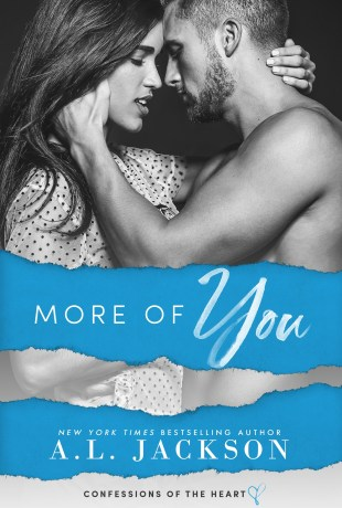 Release Day & Review | More of You by A.L. Jackson
