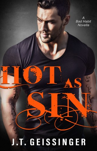 Release Day | Hot As Sin by J.T. Geissinger