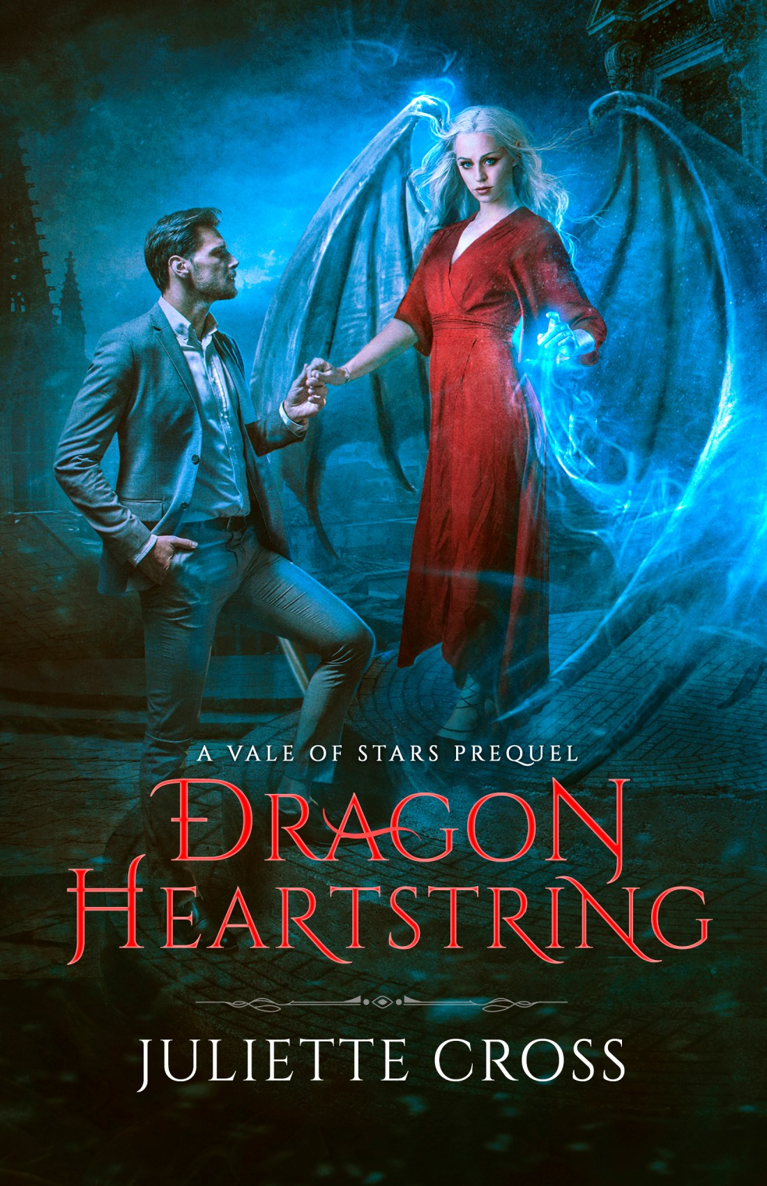 #RSFave & Review   Dragon Heartstring by Juliette Cross
