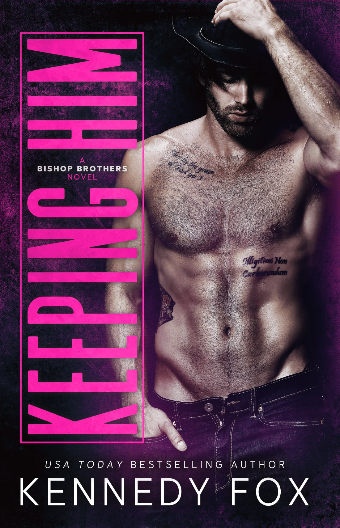 Release Day & Review | Keeping Him by Kennedy Fox