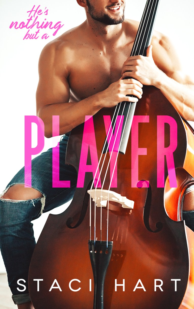 Release Day | PLAYER by Staci Hart