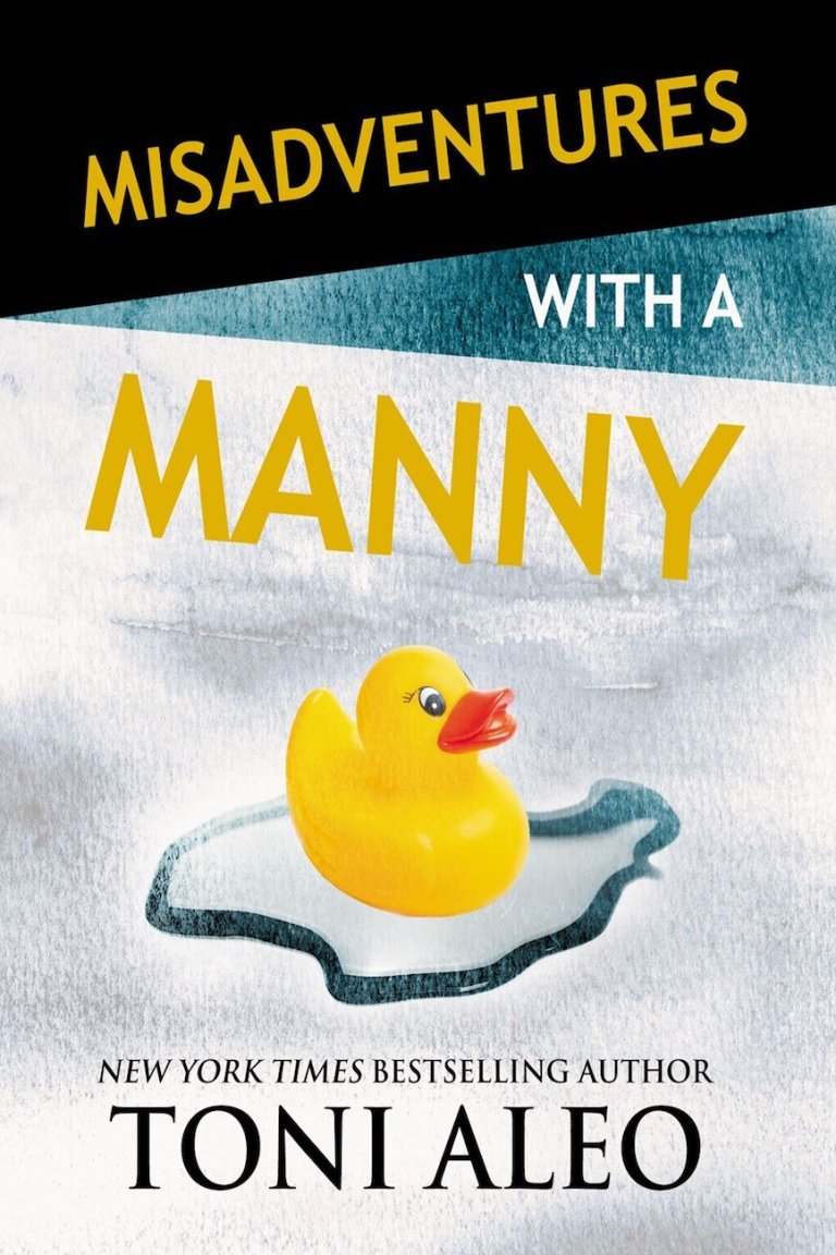 Blog Tour & Review | Misadventures with a Manny by Toni Aleo