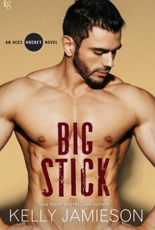 Release Day & Review | Big Stick by Kelly Jamieson