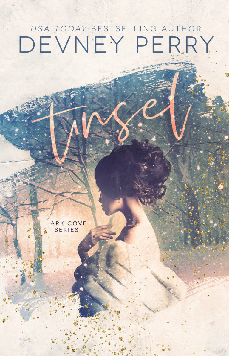 #CoverLove | TINSEL by Devney Perry