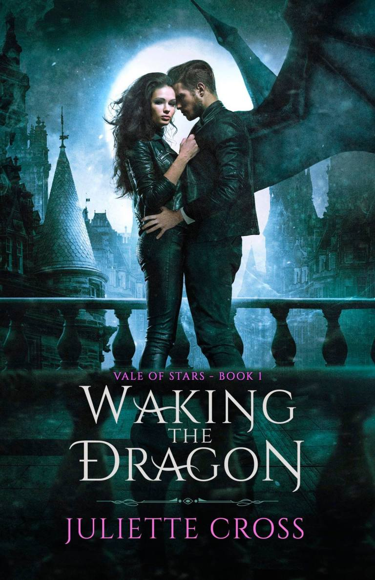 #RSFave & Review | Waking the Dragon by Juliette Cross