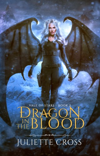 #RSFave & Review | Dragon in the Blood by Juliette Cross