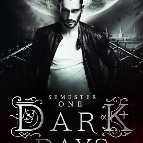 Review | Dark Days : Semester 1 by Liz Meldon