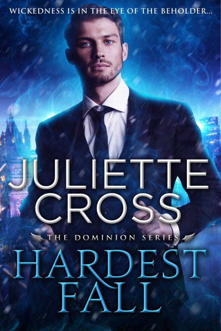 #CoverLove | Hardest Fall by Juliette Cross