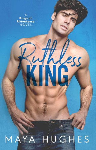 Release Day & Review | Ruthless King by Maya Hughes