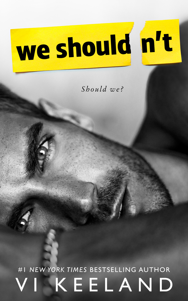 Excerpt Reveal | We Shouldn't by Vi Keeland