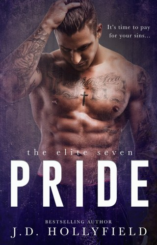 Release Day & Review | PRIDE by J.D. Hollyfield