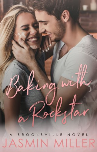 Review & Excerpt | Baking with a Rockstar by Jasmin Miller