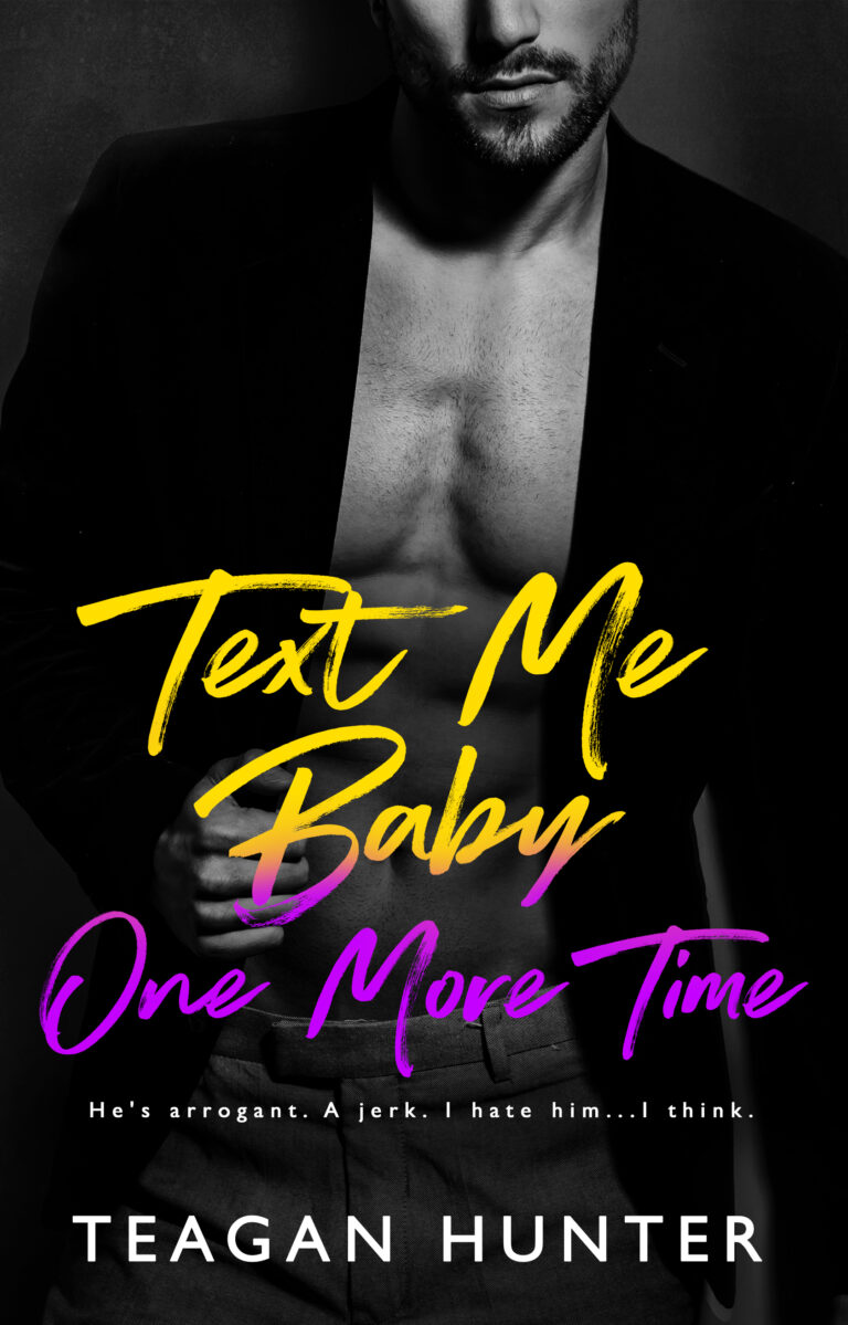 Blog Tour & Review | Text Me Baby One More Time by Teagan Hunter