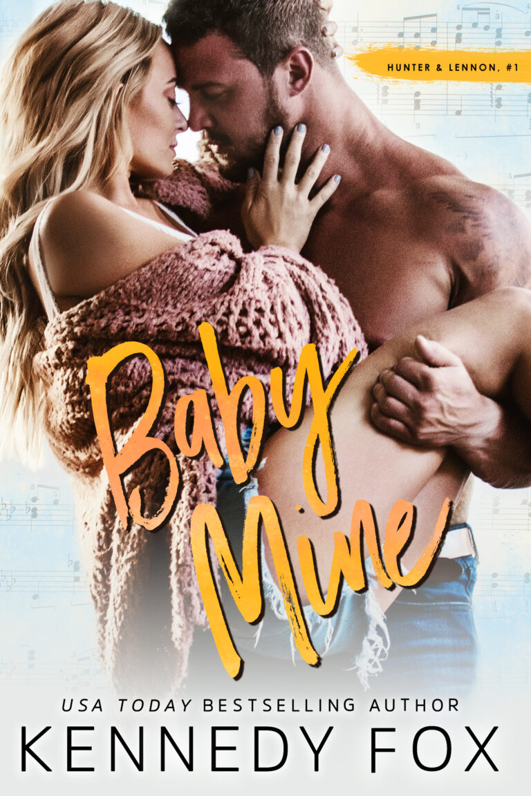 Release Day & Review   Baby Mine by Kennedy Fox