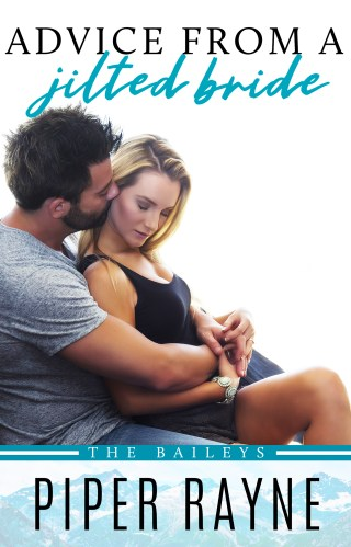 Review | Advice from a Jilted Bride by Piper Rayne