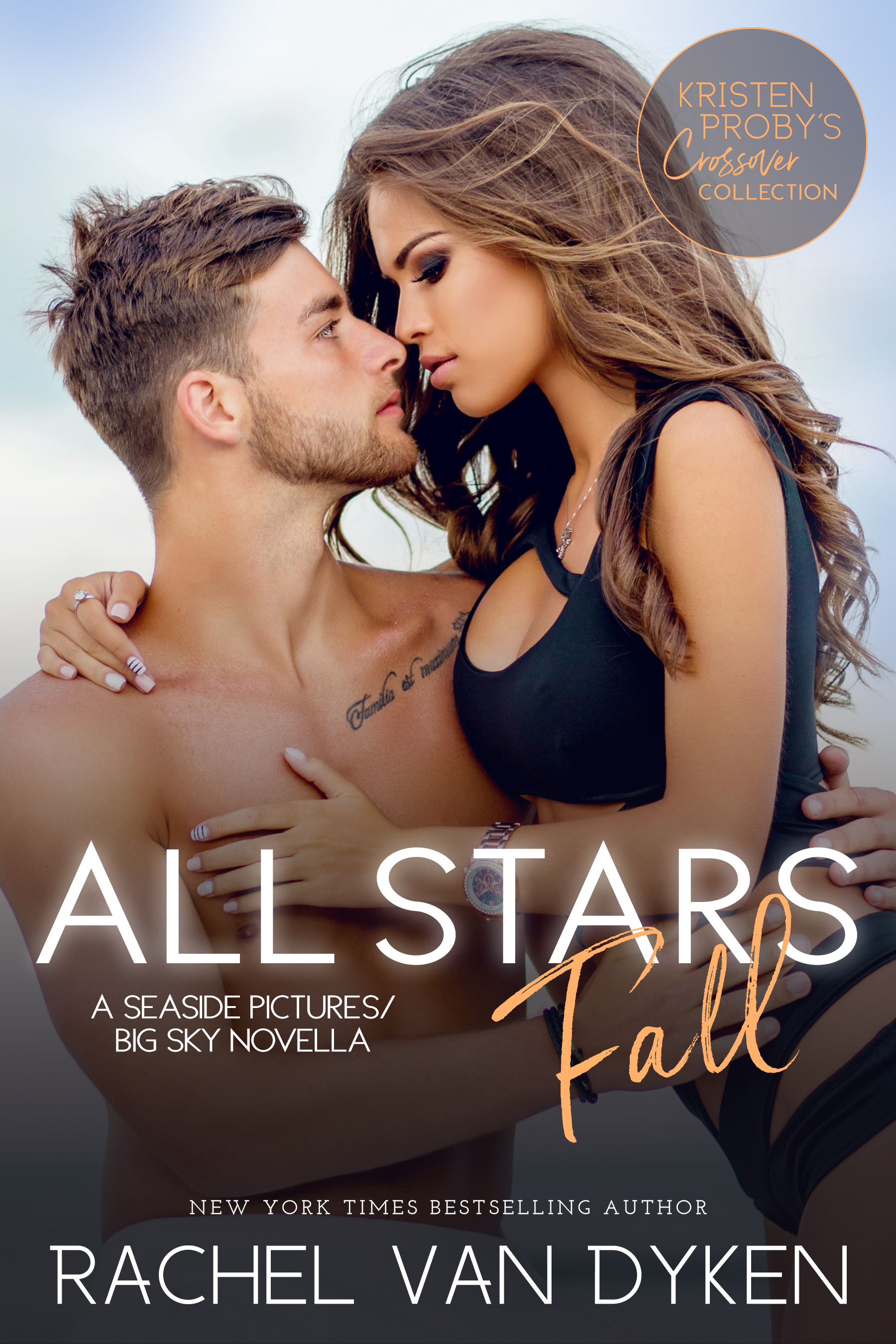 Review | All Stars Fall by Rachel Van Dyken