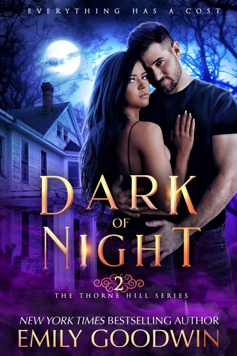 Release Day & Review | Dark of Night by Emily Goodwin
