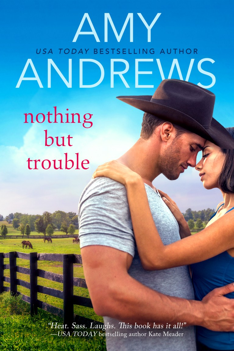 Review | Nothing But Trouble by Amy Andrews