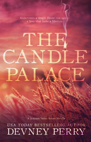 #CoverLove | The Candle Palace by Devney Perry