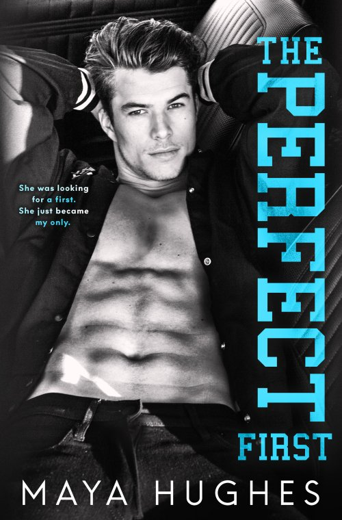 #CoverLove | The Perfect First by Maya Hughes