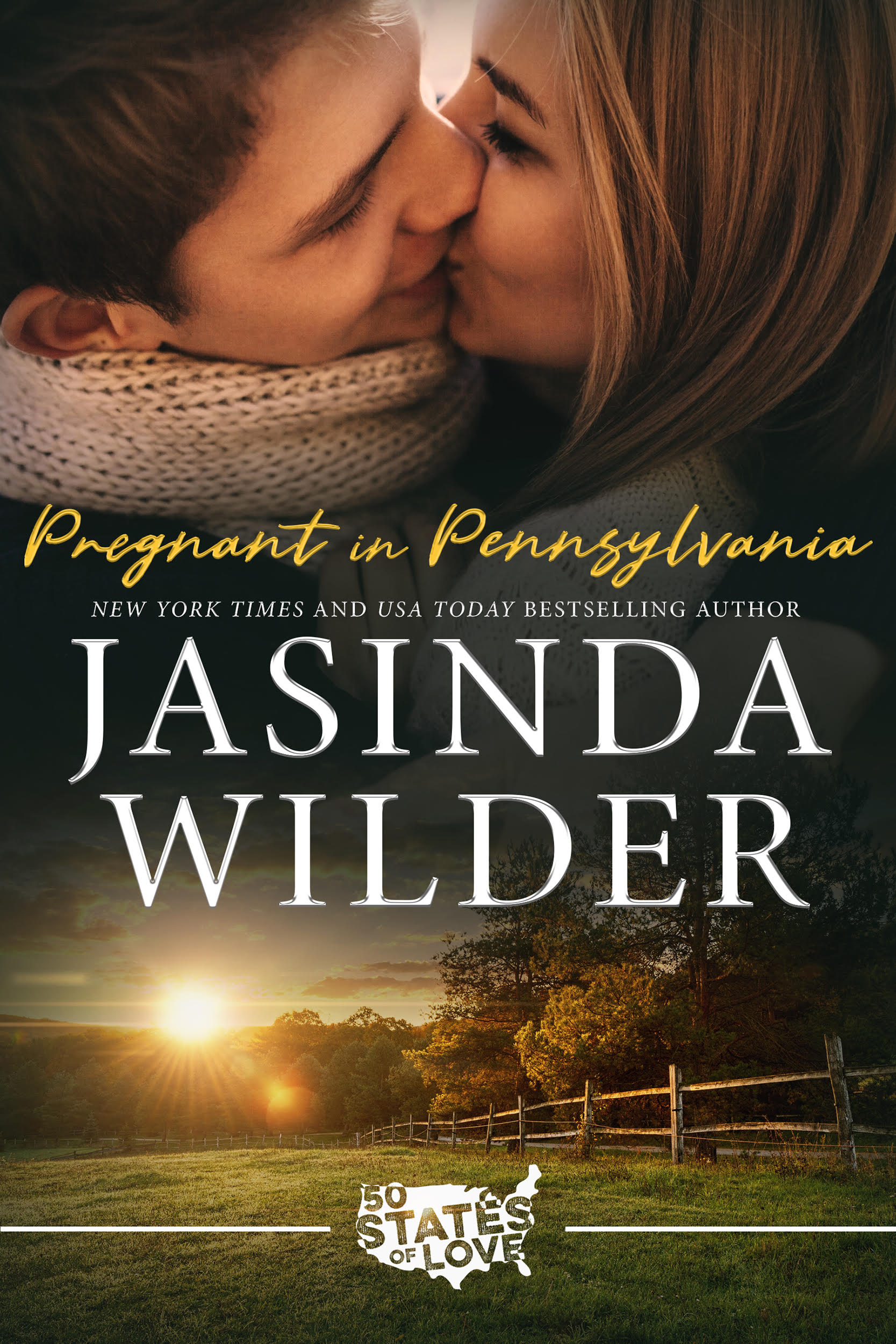 Review | Pregnant in Pennsylvania by Jasinda Wilder